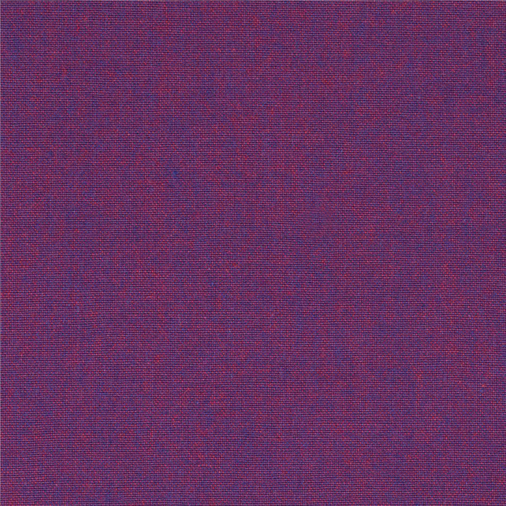 Kaufman interweave chambray boysenberry discount for Chambray fabric
