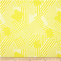 Basic Training Patchwork Yellow