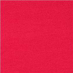 Stretch Bengaline Suiting Solid Fuchsia