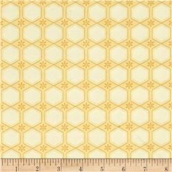 Sew Bee It Honeycomb Yellow