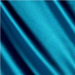 Stretch Charmeuse Teal