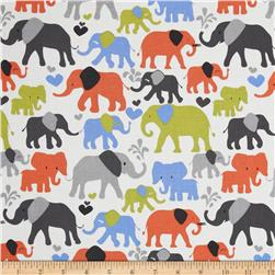 Michael Miller It's A Boy Thing Elephant Walk