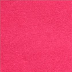 Interlock Knit Hot Pink