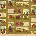 Autumn Bounty Patchwork Multi