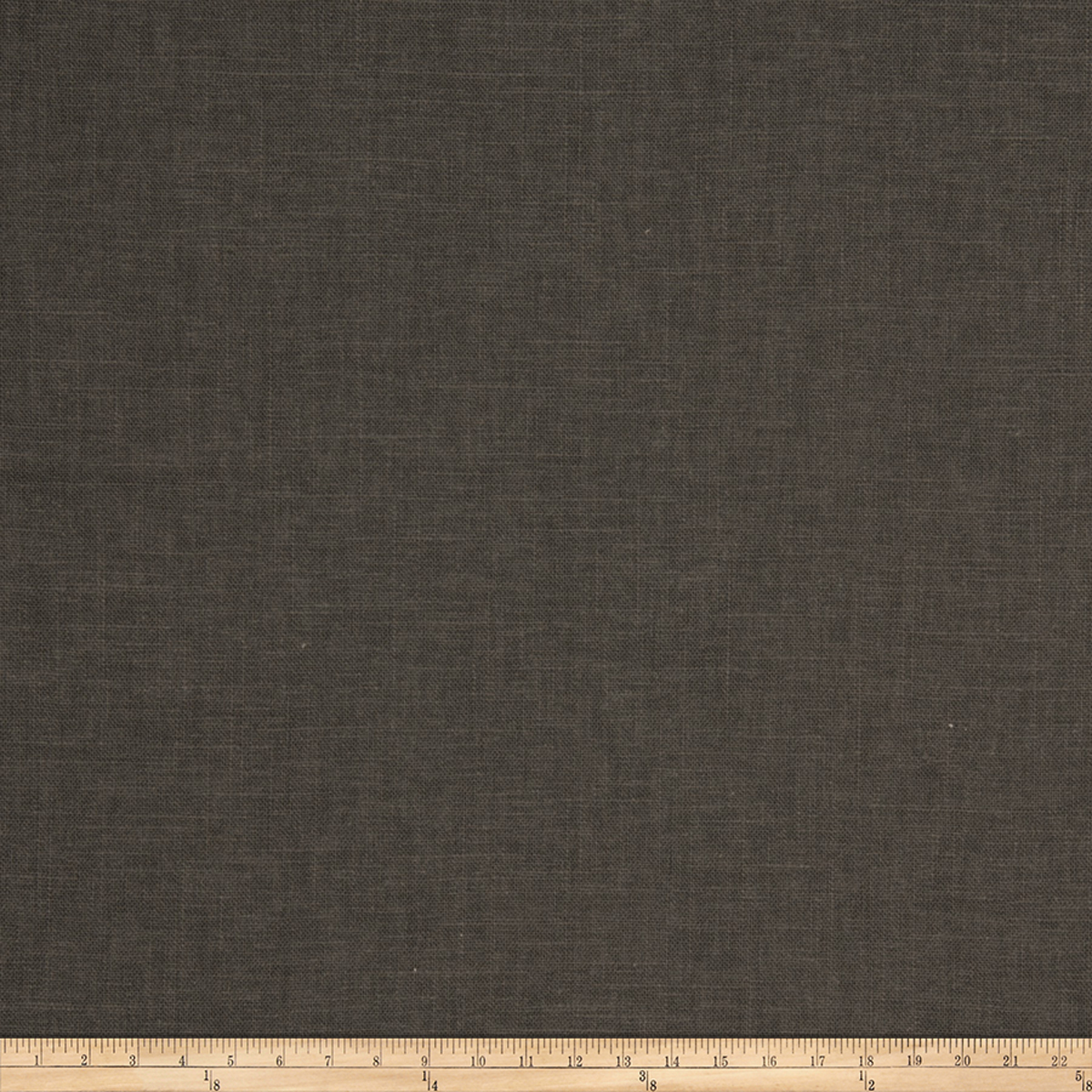 Image of Jaclyn Smith 02636 Linen Steel Fabric