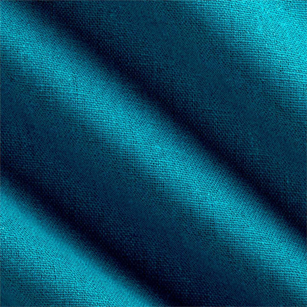Kaufman Brussels Washer Linen Blend Ocean