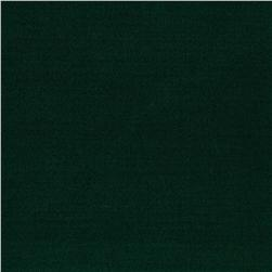 Metallic Liquid Interlock Knit Green