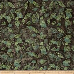 Bali Batiks Handpaints Leaf Monstera