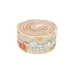 """Moda Strawberry Fields Revisited 2.5"""" Jelly Roll"""
