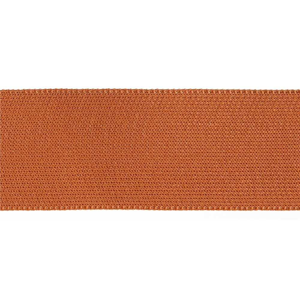 "Team Spirit 1-1/2"" Solid Trim Texas Orange"