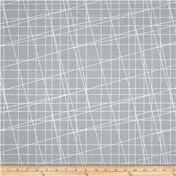 Sparkle & Fade Metallic Box Grid Slate/Silver