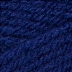 Red Heart Yarn Super Saver Jumbo 387 Soft Navy