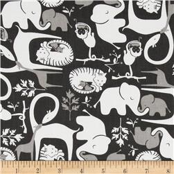 Imaginarium Jungle Jumble Gray/White