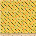 Baby Talk Stars Yellow/Multi