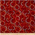 Timeless Treasures Tonga Batik Citrus Mint Currents Cherry