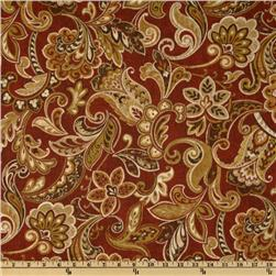 Richloom Indoor/Outdoor Cashel Garnet