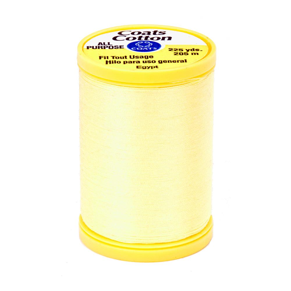 Coats & Clark General Purpose Cotton 225 yd. Primrose