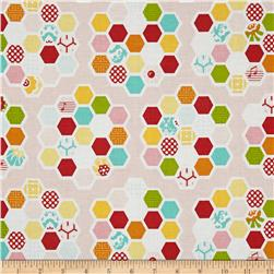 Riley Blake Simply Sweet Quilt Pink
