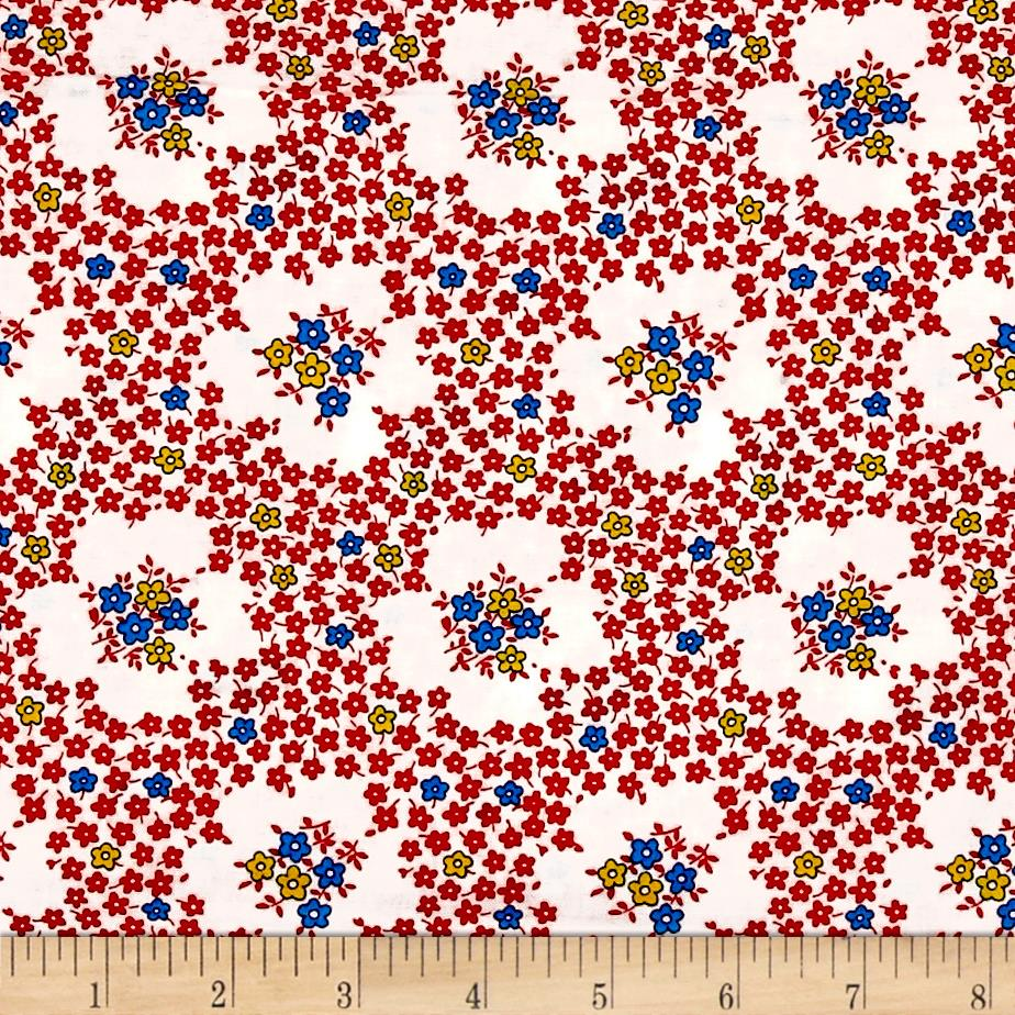 everything but the kitchen sink teatime discount designer fabric fabric