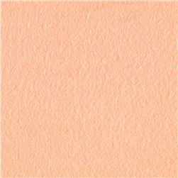 Cloud 9 Organic Solid Flannel Cloud Peach