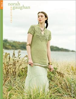 Berroco Pattern Book Norah Gaughan Volume 4: Flower