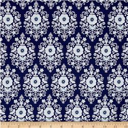 Buttercream Toss Light Navy