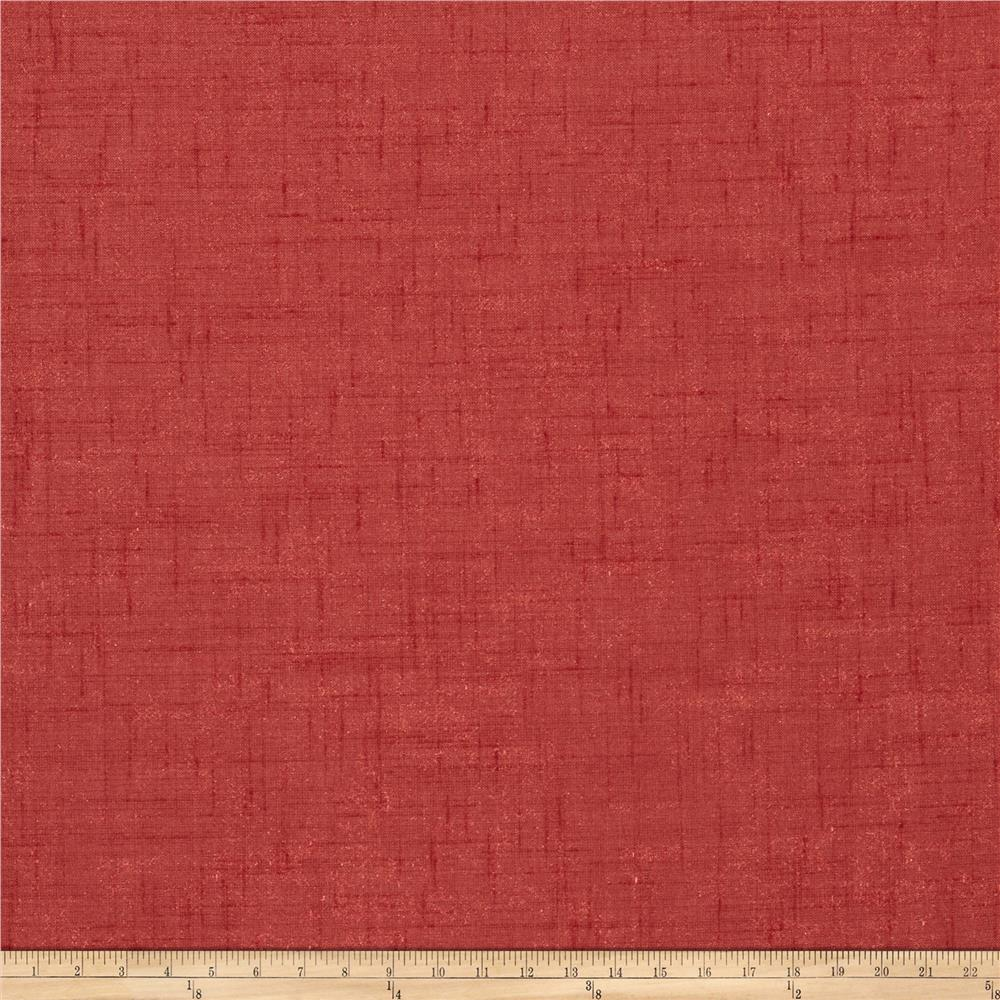 Fabricut Bolt Faux Silk Rosewine