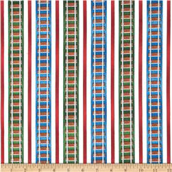 Thomas & Friends The Color Express Railroad Stripe Multi
