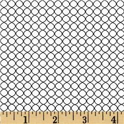Sassafras Small Chain Link Gradation White