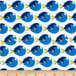 Disney Finding Dory Dory Dot White