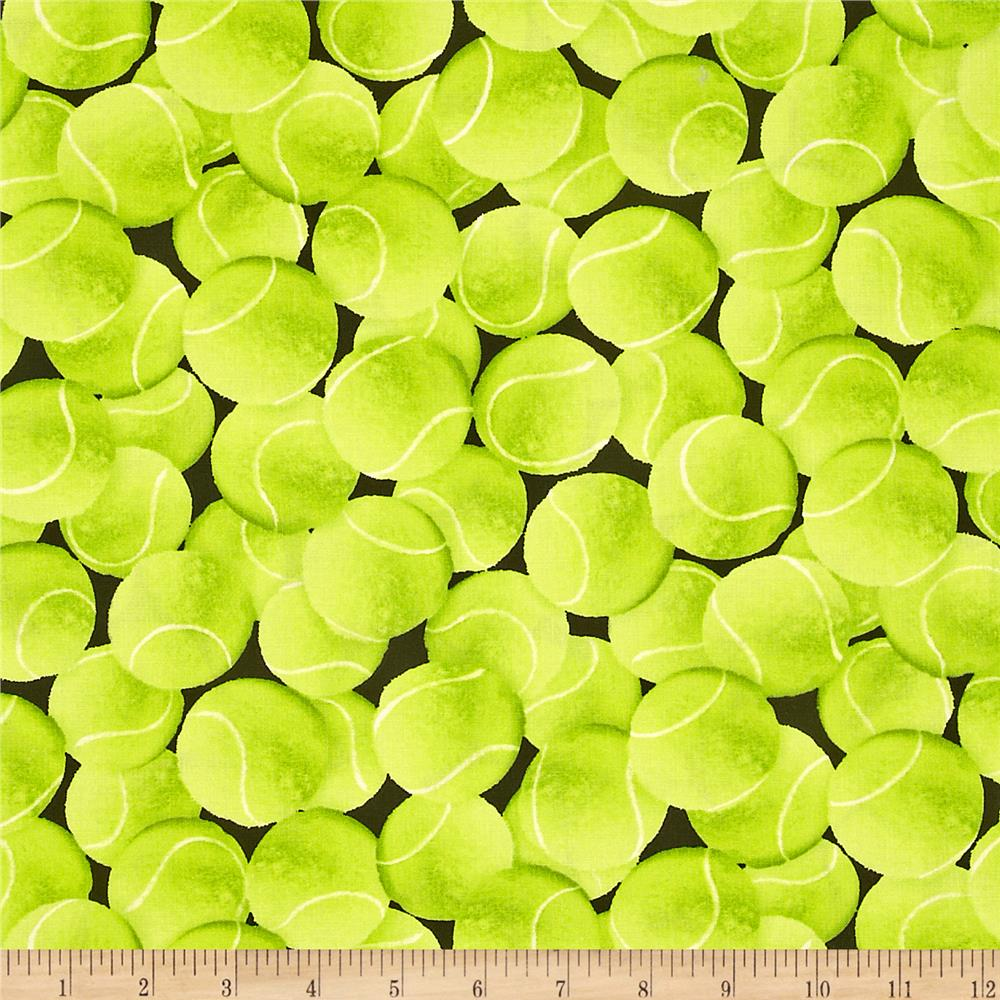 Games People Play Tennis Balls Lime