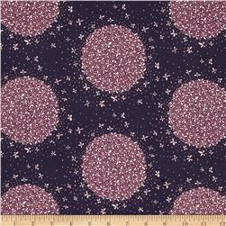 Cloud 9 Organic Biology Floral Orb Purple