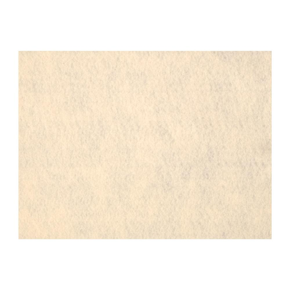 "Rainbow Classic Felt 9 x 12"" Craft Felt Cut Cream"