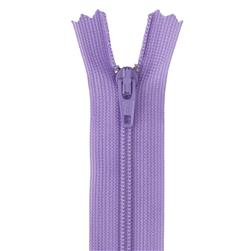 "YKK Children's Zipper Poly Beulon 7"" Lilac"