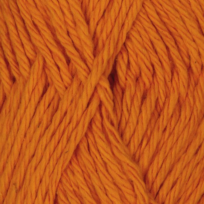 Lion Brand Kitchen Cotton Yarn (133) Pumpkin