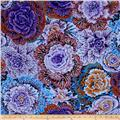 Kaffe Fassett Collective Brassica Dark