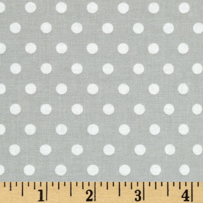 Pretty Special Dots Grey