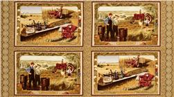 Harvester Heritage Farmland Panel Tan