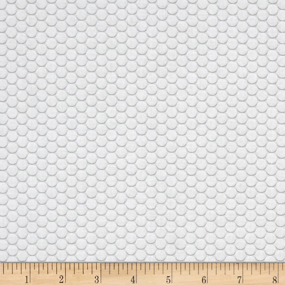 Ibot Hexi Grid  Light Grey