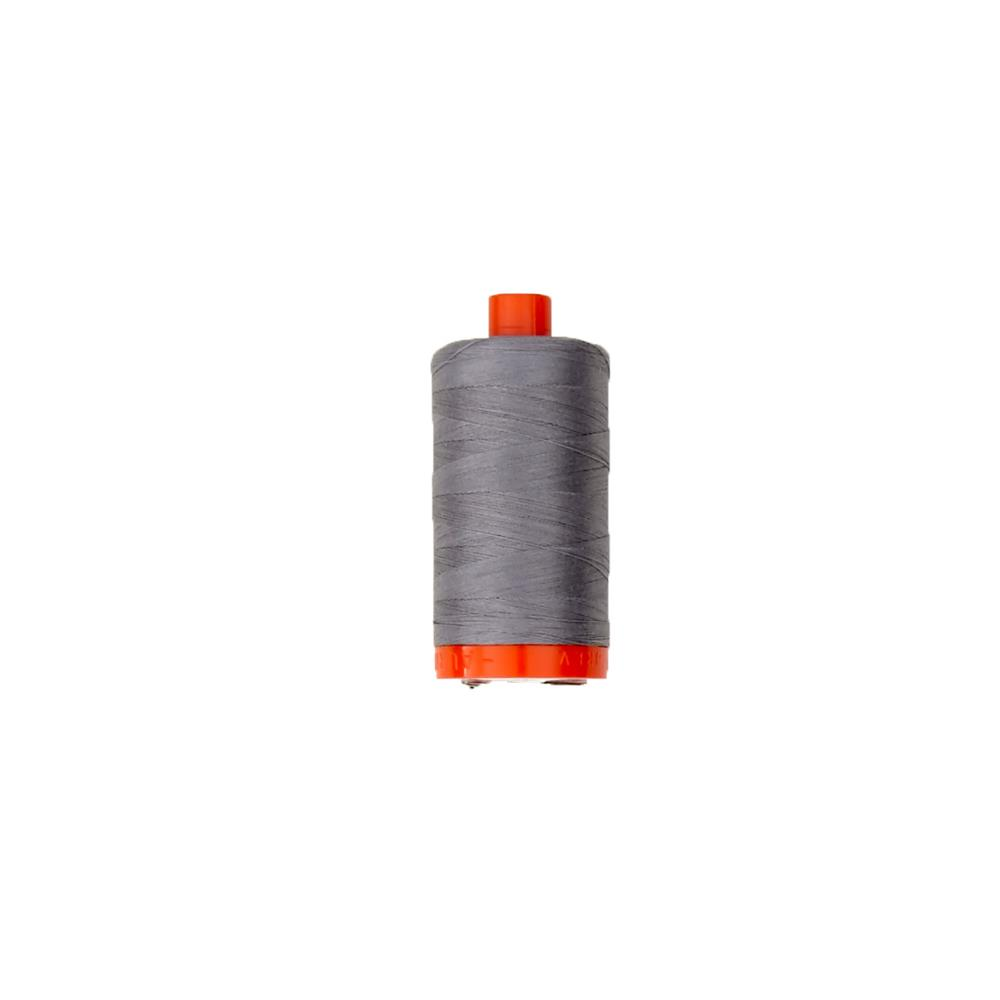 Aurifil Quilting Thread 50wt Grey