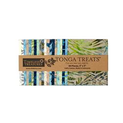 "Timeless Treasures Tonga Treats Oceana 5"" Mini"