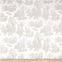 Premier Prints Jamestown Toile Storm Twill