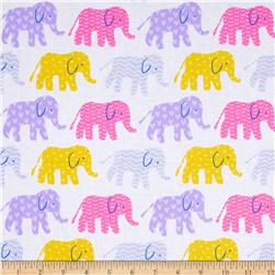Timeless Treasures Organic Elephants Candy