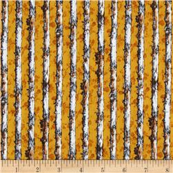 Running Wild Twigs Stripe Brown