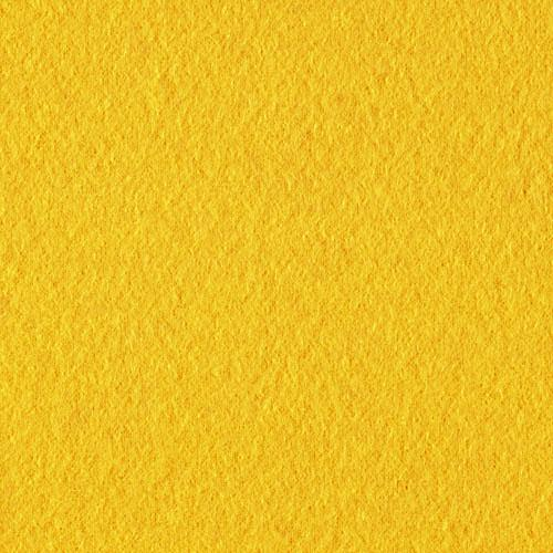 Wintry Fleece Sunshine Yellow