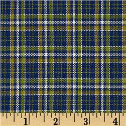 Covington Beckford Plaid Blue