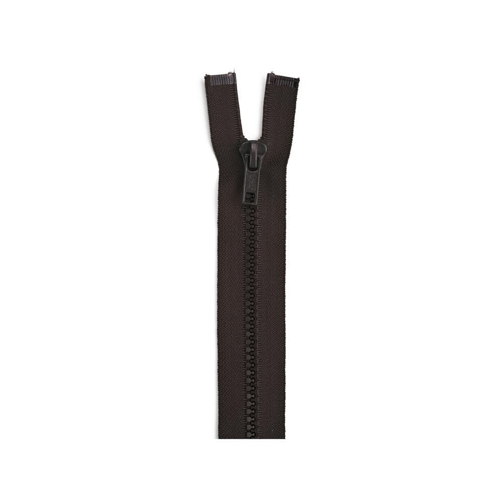 "Sport Separating Zipper 30"" Cloister Brown"
