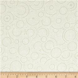 "108"" Contempo Quilt Back Spiral White/Tint"