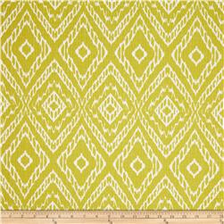 Robert Allen Indoor/Outdoor Baja Diamond Yellow Fabric