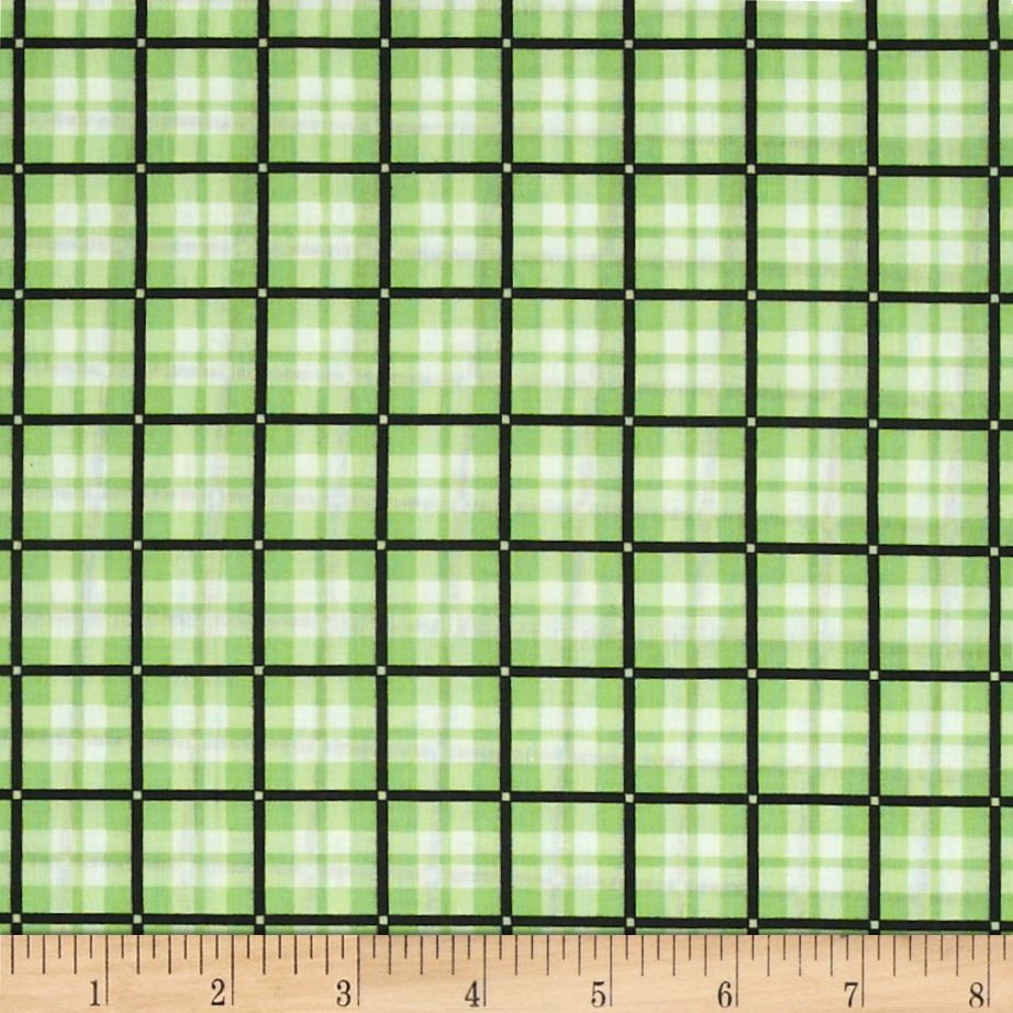 Spotlight Plaid Mint